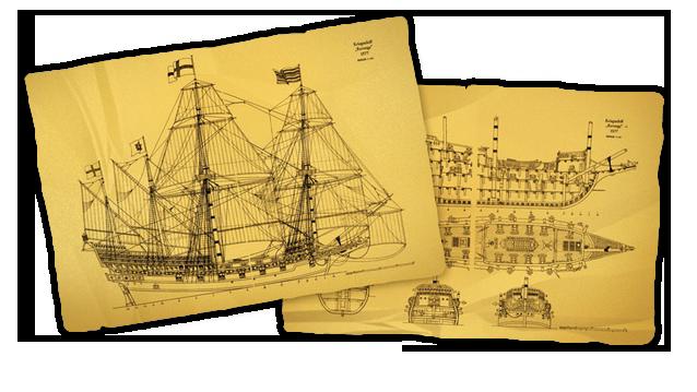 16th Century Ship Plans